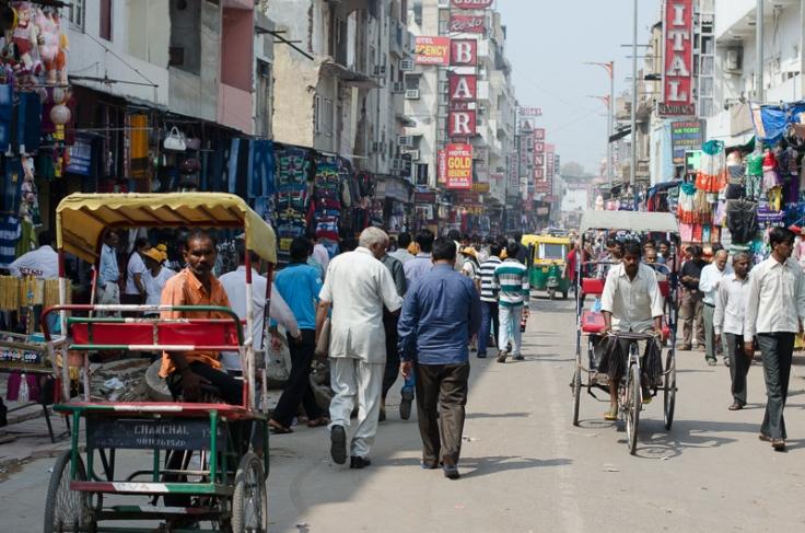 Delhi Street Life, Delhi, India